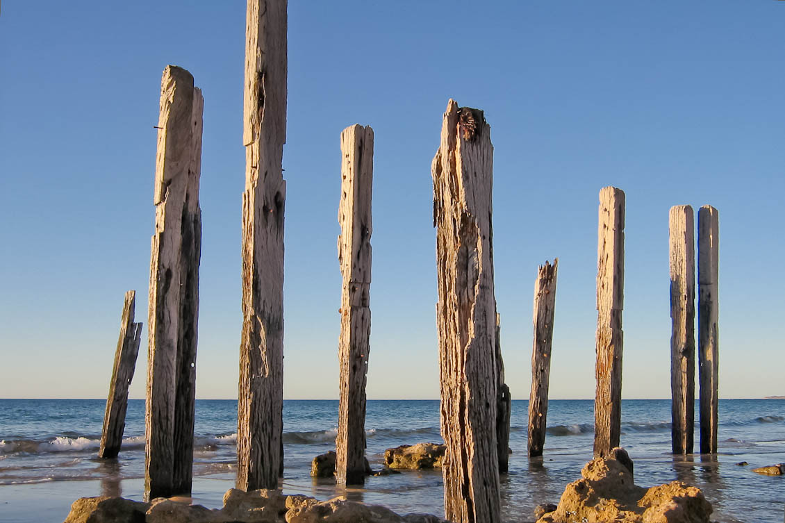Old Port Willunga Jetty